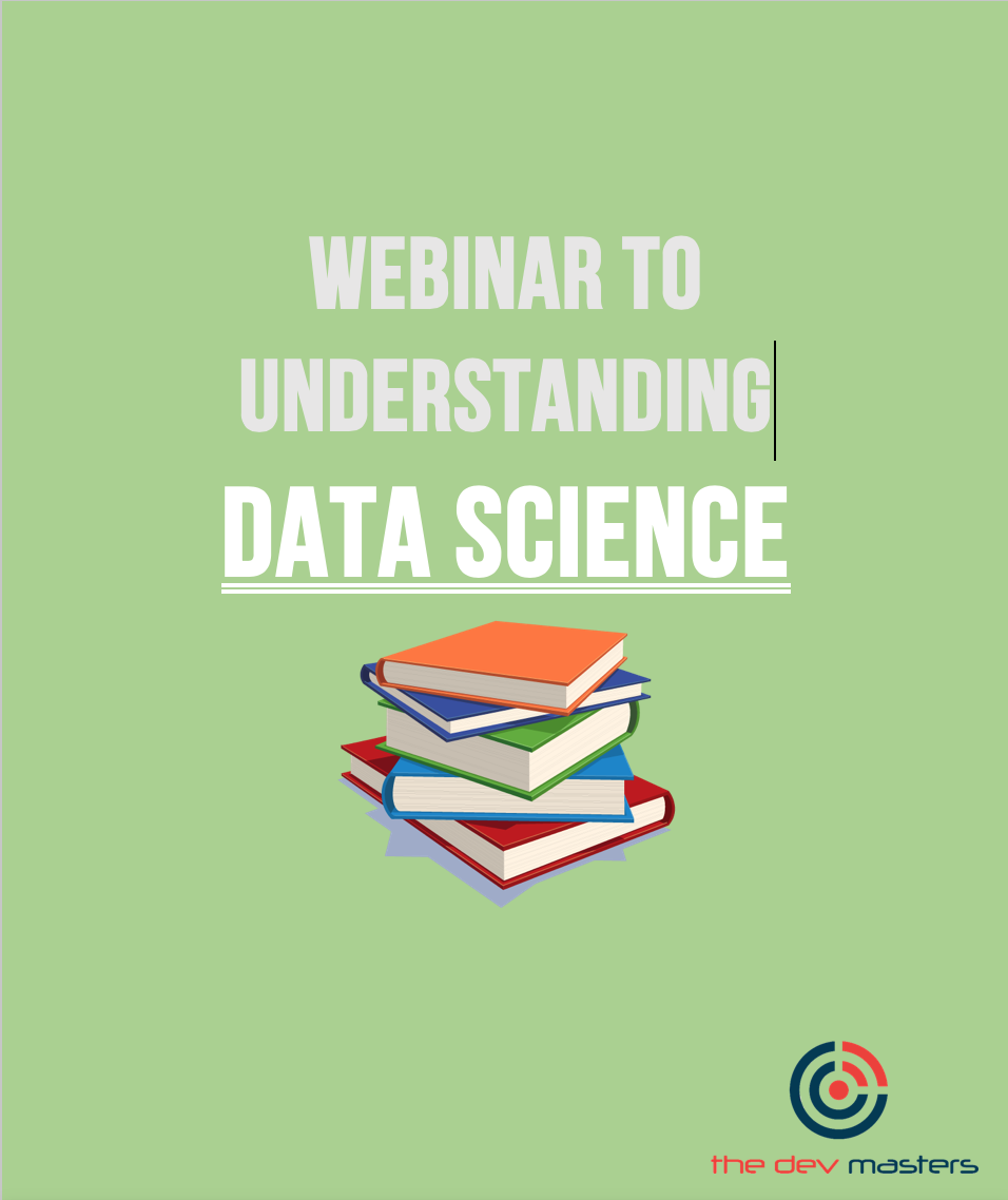 webinar to understanding data science